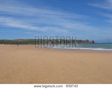 Wilson Prom beach