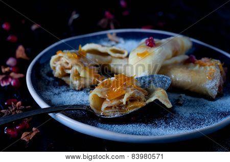 Staple Of Yeast Pancakes