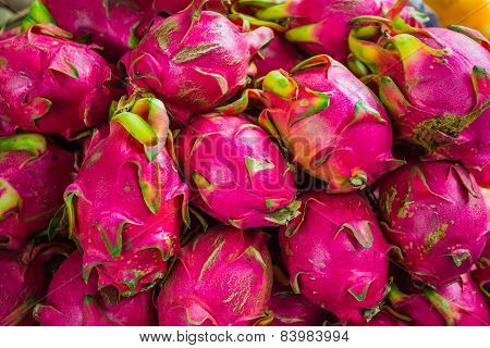 Dragon Fruit, Pitaya (geow Mangon)