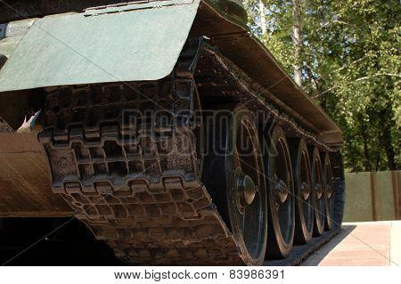 T-34 (Detail)