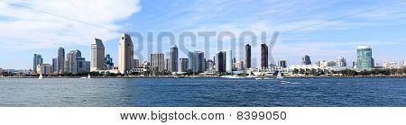 San Diego horizonte centro Panorama