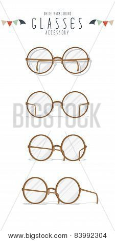Sphere Eyeglasses Action.
