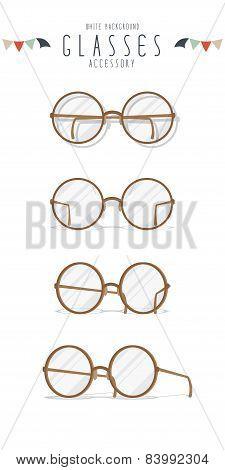 Sphere Eyeglasses Action.