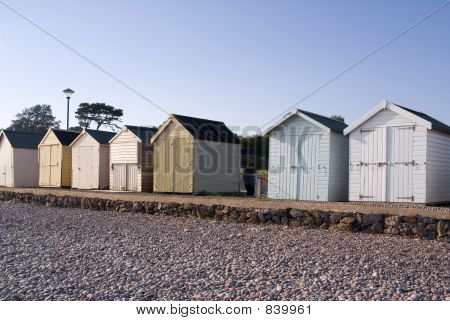 england devon jurassic coast budleigh salterton