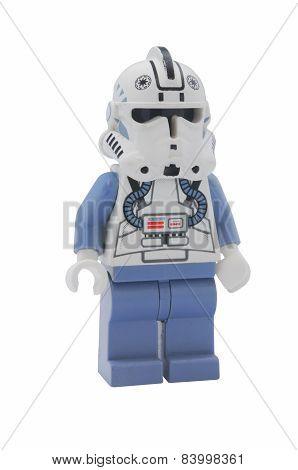 Clone Pilot Lego Minifigure