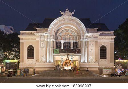 Opera House Night