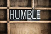 foto of humble  - The word  - JPG