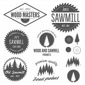 picture of carpentry  - Collection of logo - JPG