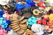 pic of no clothes  - a lot of color buttons for clothes - JPG