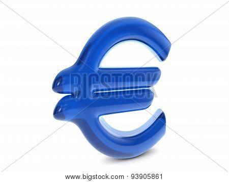 Balloon Euro Symbol