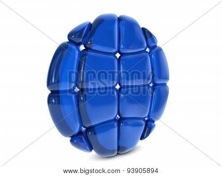 Balloon Globe Symbol