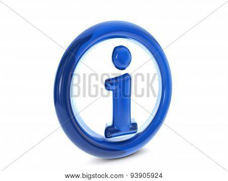 Balloon Info Symbol