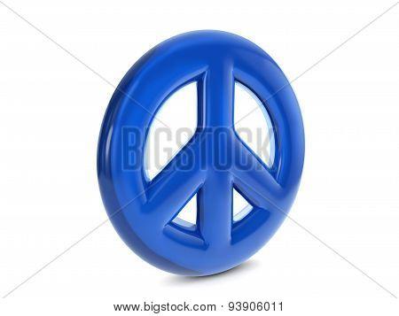 Balloon Peace Symbol