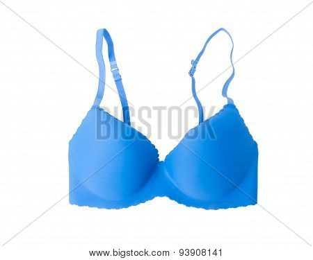 Bra. Stylish Bra On Background. Stylish Bra On A Background