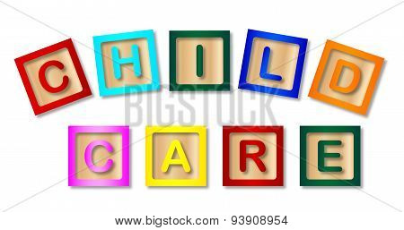 Child Care Blocks