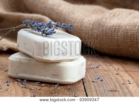 Lavender Handmade Soap Bars,