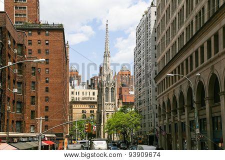 New York City - Grace Church