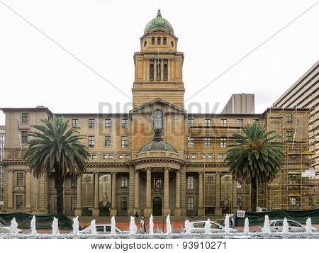 Johannesburg City Hall - South Africa