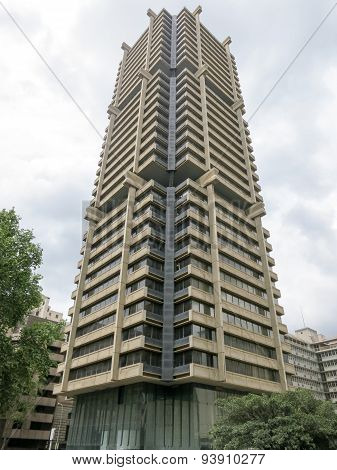 Johannesburg Apartment Building - South Africa