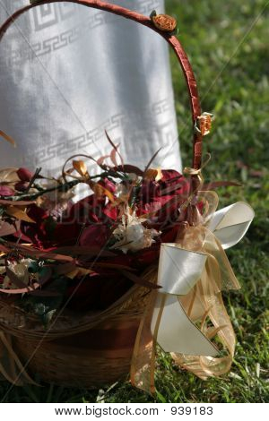 Flowergirls Basket