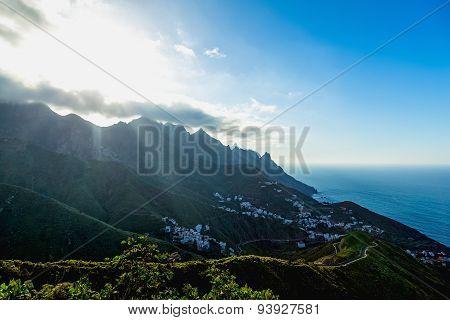 Coast Or Shore Of Ocean