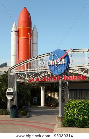 Space center tours