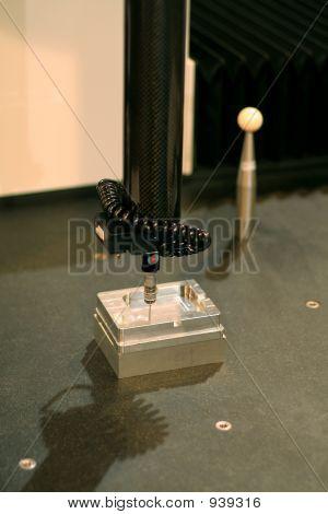 High Precision 3D Coordinate Measuring (Cmm)