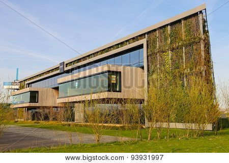 The Company's Office Cravt On The Outskirts Of Meerkerk, Netherlands