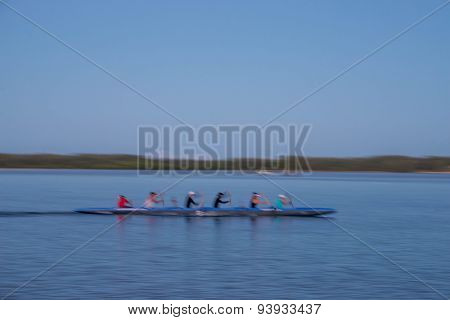 Speed Rowing