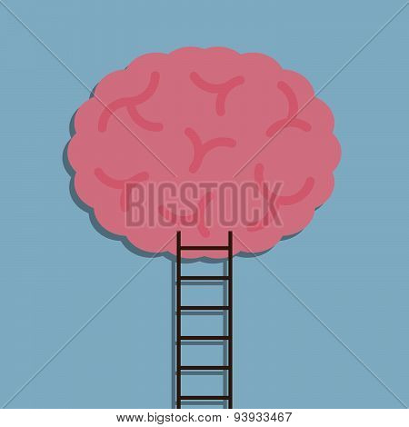 Ladder To Brain Idea