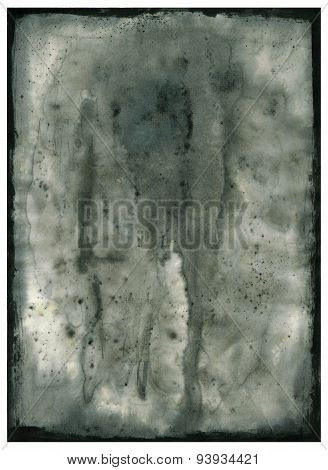 Grunge Ink Soft Effect Texture Background
