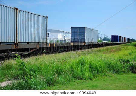Comboio boxcar