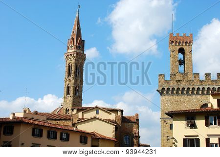 View Of Florence - Italy