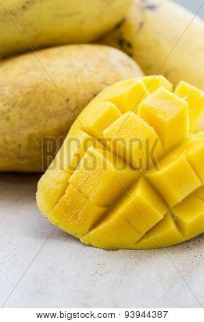 Yellow Thai Mango