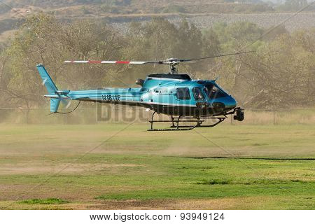 Eurocopter  As 350 B2.helicopter