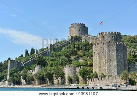 Rumeli Fortress, Istanbul, Turkey