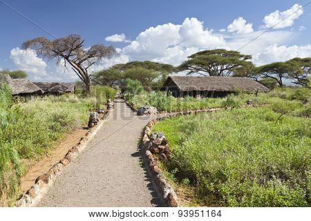 Kibo Safari Camp, Kenya, Editorial