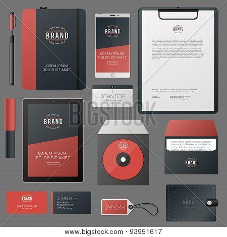 Corporate Identity Template Design