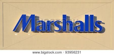 Marshalls Store Logo
