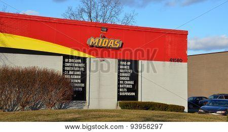 Midas Store