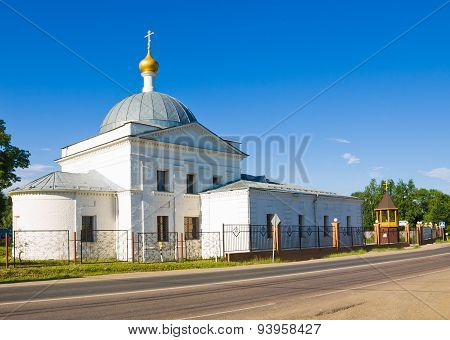 Church of Archangel Michael in Kubinka