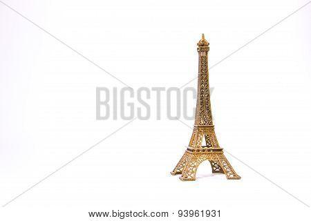 Eiffel Tower statuette