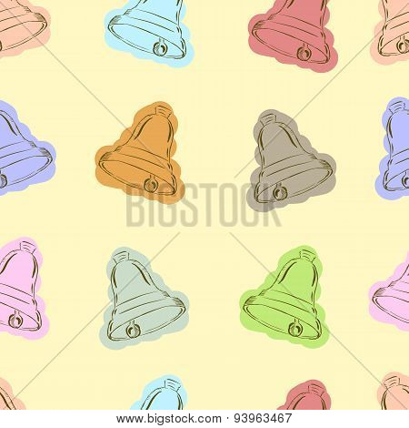 Seamless color hand bells