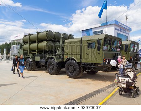 Bal (SSC-6 Sennight) - coastal mobile missile complex, transport-loading machine