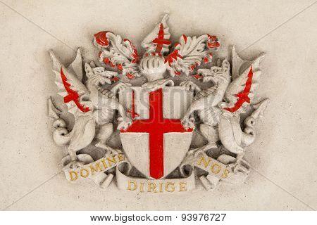City Of London Crest