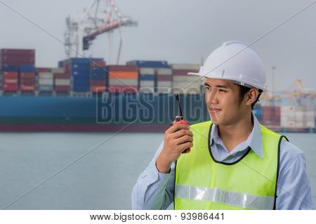 Port Engineer Supervision