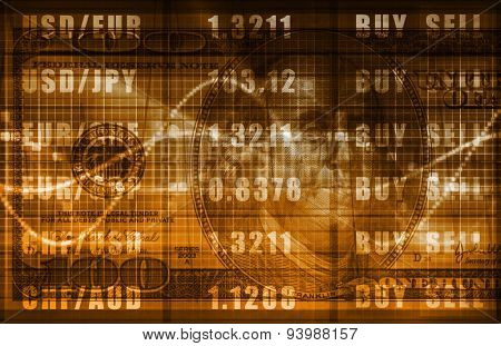 Forex Market Analysis for Business Commerce