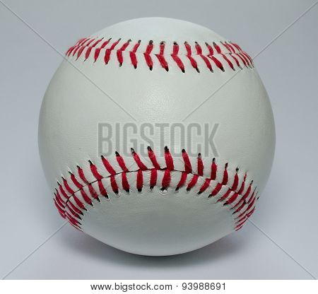 Baseball Close-Up