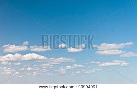 Spectacular Cloudscape Summer Sun