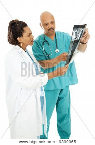 Serious Doctors Review X-rays